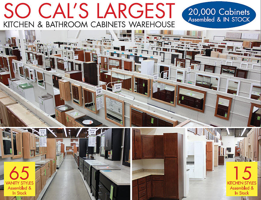 Builders surplus inc kitchen cabinets bathroom - Bathroom vanities in orange county ...