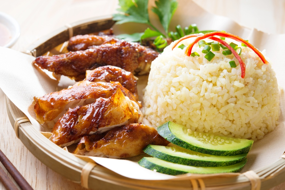 Chinese Hainanese Chicken Rice Recipe