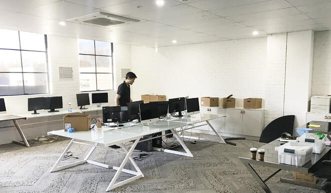 New Clickcreative offices being set up