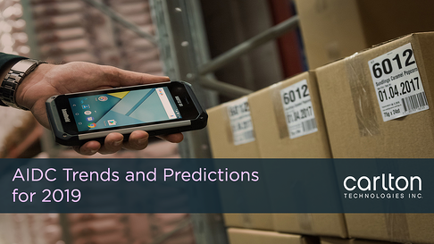 AIDC Trends and Predictions 2019