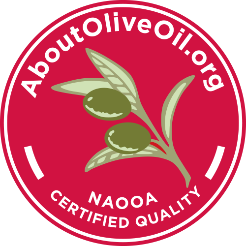 North American Olive Oil Association Seal