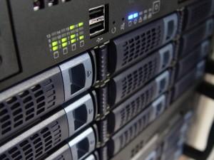 Cloud computing servers