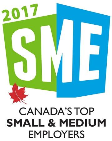 Canada's Best Small & Medium Employer