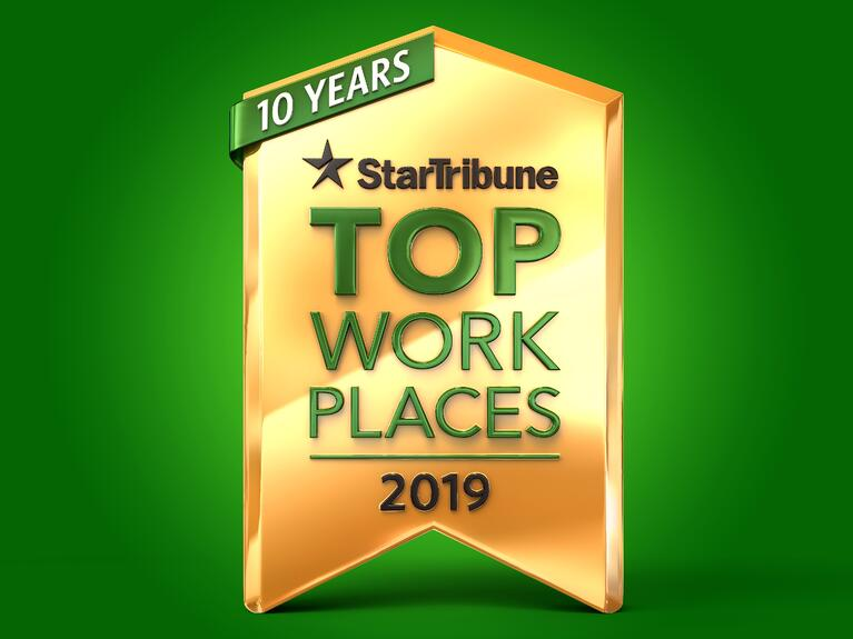 FastBridge Learning® Named a 2019 Top 150 Workplace by the Star Tribune