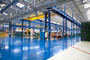 Top tips for machinery deinstallation for factory relocations
