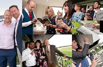 IES Thanks Staff and Customers With Day at the Races