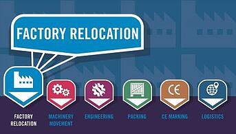 Service in Focus: Factory Relocation