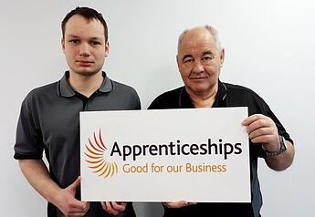 Apprenticeships working at IES