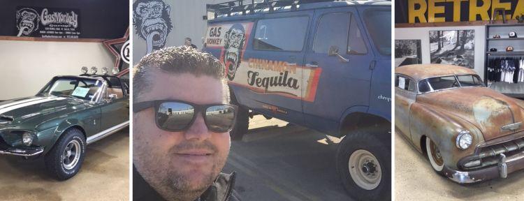 Gas Monkey Garage | Dallas, USA