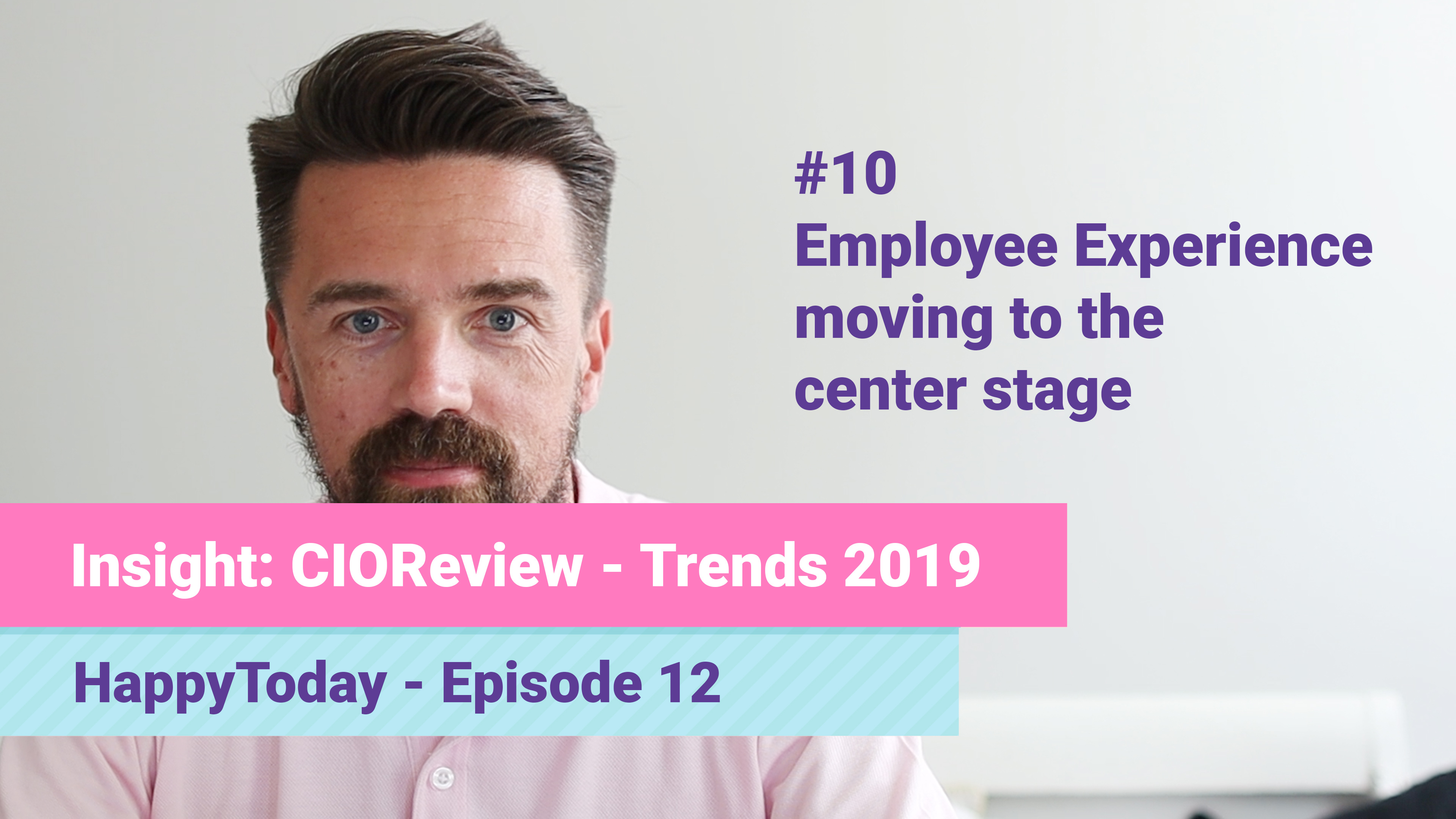 12. Top ITSM Trends to Watch in 2019 by CIOReview.com
