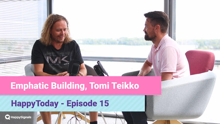 15. Empathic Building, The Future of Office Work with Tomi Teikko
