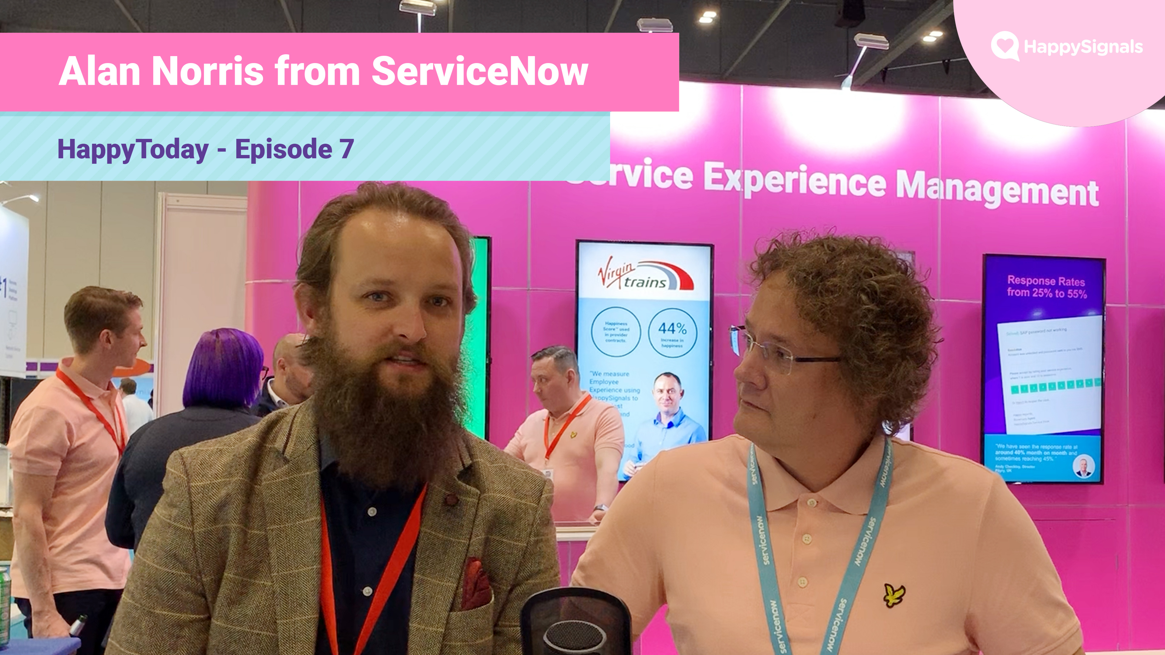 8. Interview with Alan Norris from ServiceNow