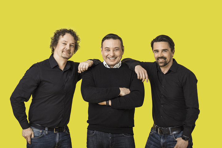 The Founders' Story – HappySignals