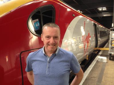 Virgin Trains - John Sullivan - HappySignals