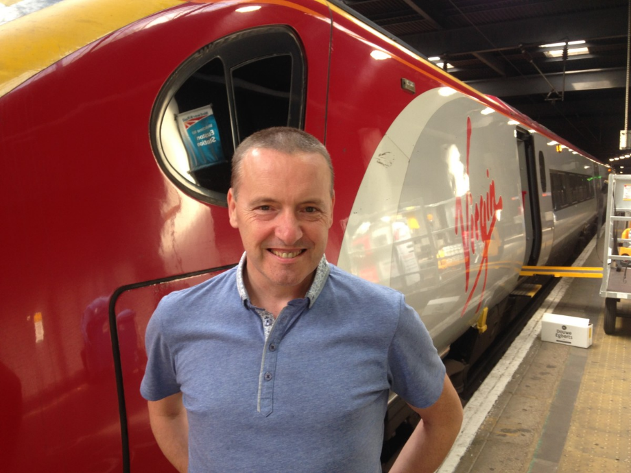 At Virgin Trains, Happiness is All That Matters