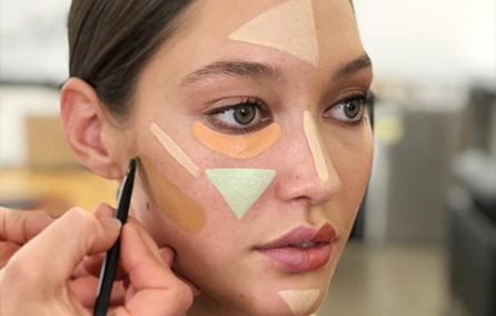 How to use a colour correcting palette