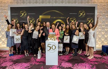 Nutrimetics 50th Anniversary Event