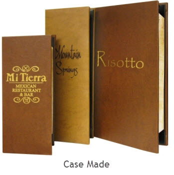 Menu Covers For Restaurants 101 Basic Terms And Concepts