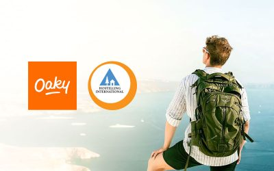 Oaky and Hostelling International's Global Partnership Takes the Guest Experience to the Next Level