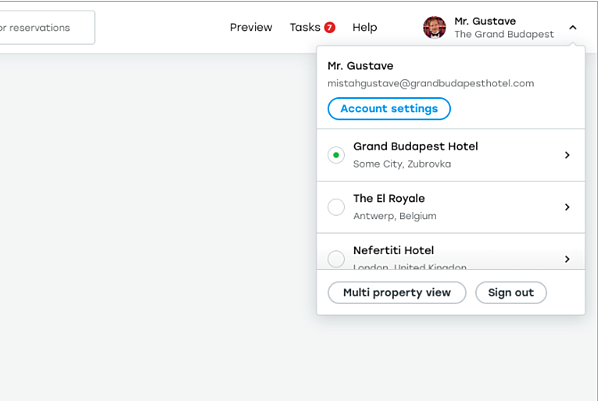 Upsell Technology for hotel groups & chains