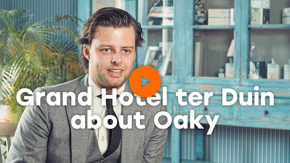 Catching up with clients: Jelle Landman from Grand Hotel ter Duin