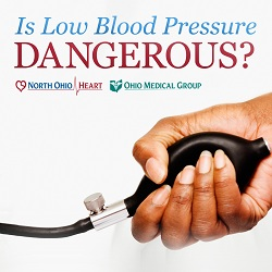 Is Low Blood Pressure Dangerous
