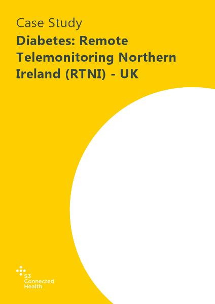 Diabetes Remote Telemonitoring Northern Ireland (RTNI) – UK