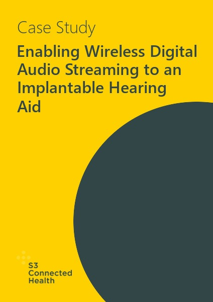 Enabling Wireless Digital Audio Streaming to an Implantable Hearing Aid