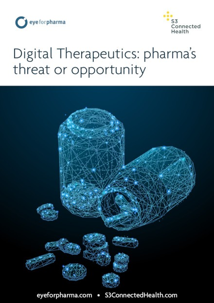 Digital Therapeutics: pharma's threat or opportunity