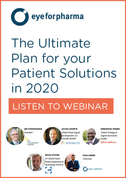 Webinar: The Ultimate Plan for your Patient Solutions in 2020