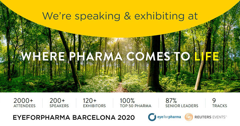 eyeforpharma Barcelona 2020 | S3 Connected Health
