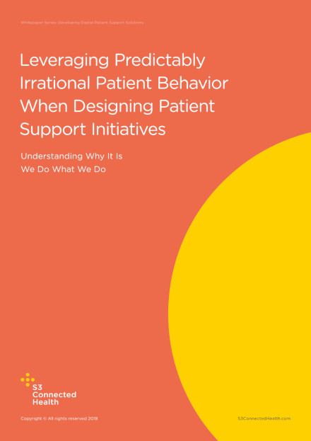 Leveraging Predictably Irrational Patient Behavior When Designing Patient Support Initiatives
