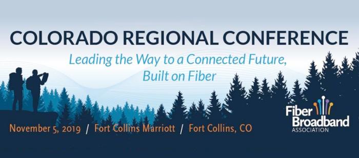 Fiber Broadband Association Colorado Regional Conference