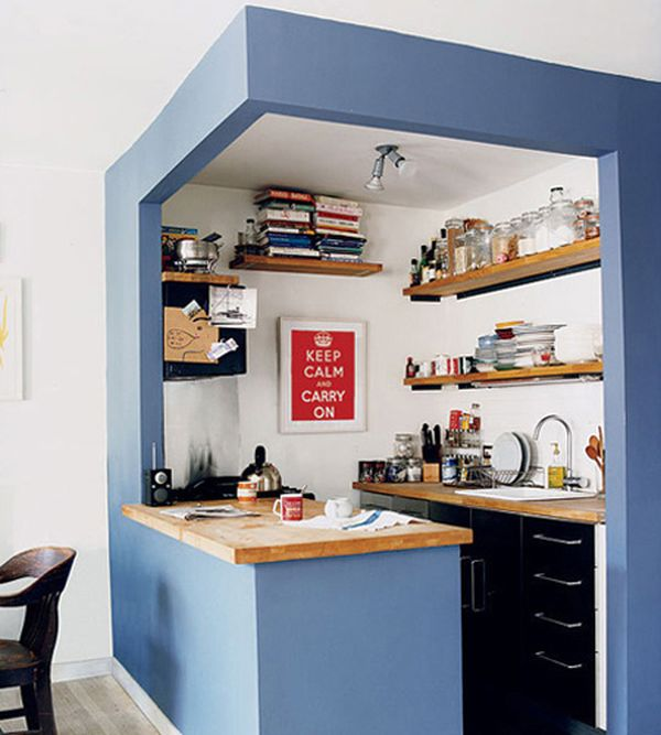 Small Kitchens with a Big Personality