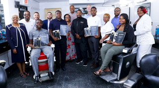 At-Risk Youth Find Support in Wahl Fade It Forward Program