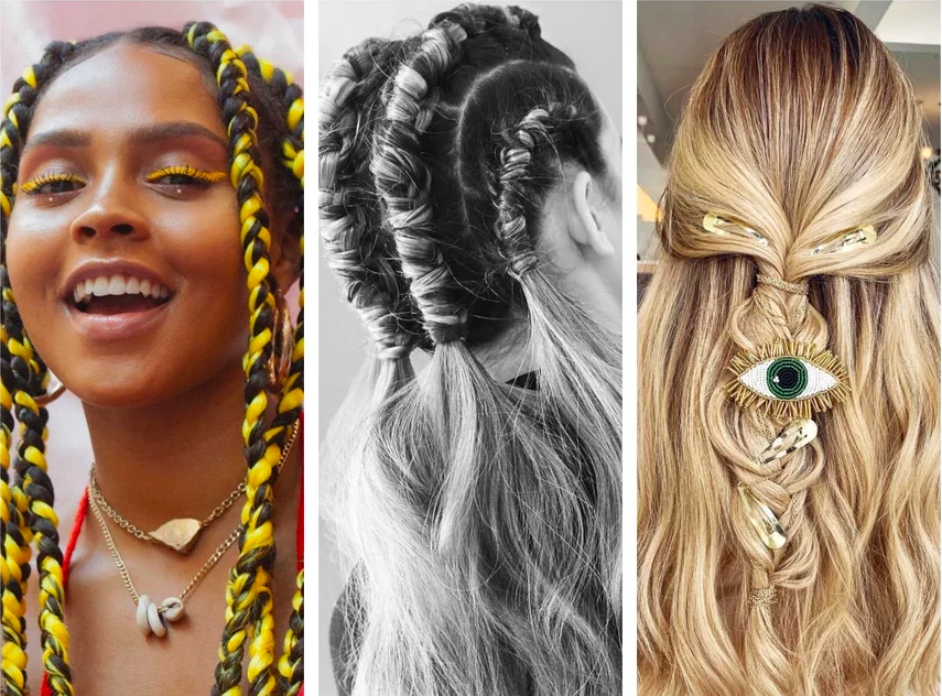 16 Coachella-Worthy Hairstyles That Don't Involve A Flower Crown