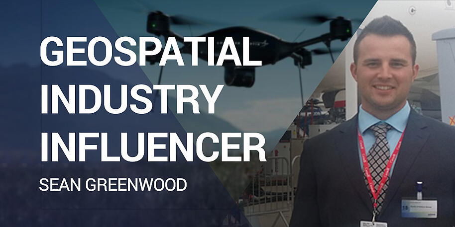 Meet Sean Greenwood, Geospatial Industry Influencer