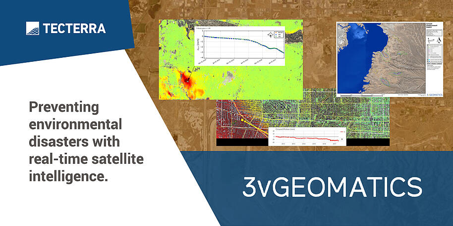 3vGeomatics: Preventing Environmental Disasters with Real-time Satellite Intelligence