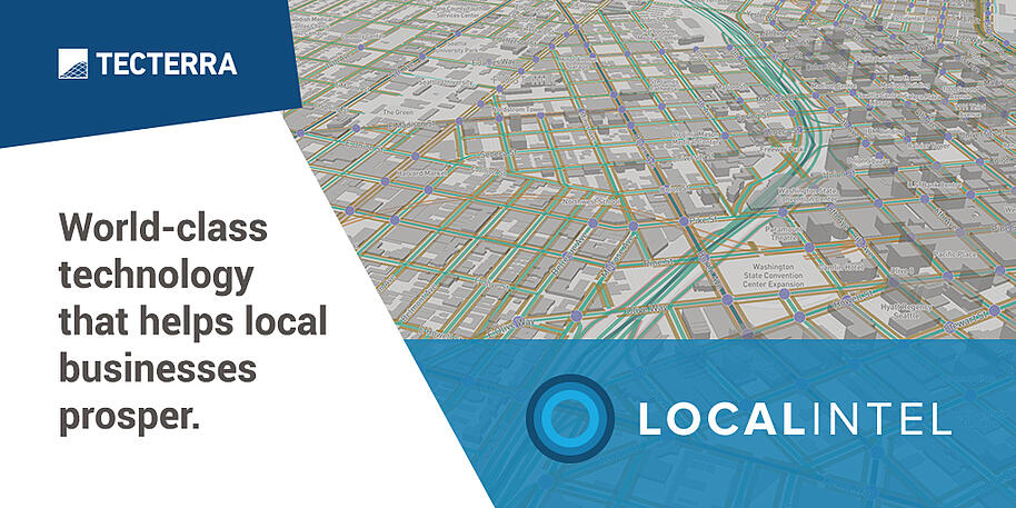 LocalIntel: World-class technology that helps local businesses prosper.