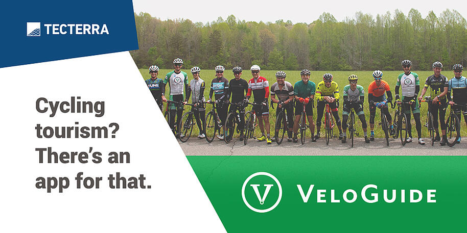 VeloGuide: Cycling tourism? There's an app for that.