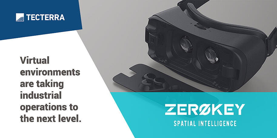 ZeroKey: Virtual environments are taking industrial operations to the next level.