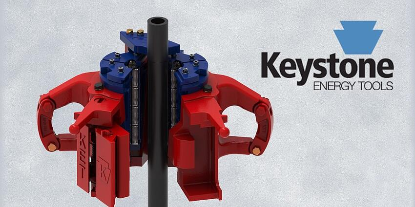 Why Keystone's Slim Hole Slip Type Elevator Is The Tool For The Job