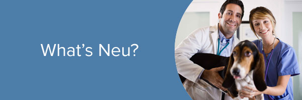 What's Neu?  The Neutricks Vet Portal!