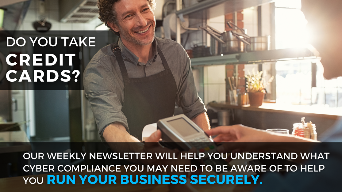 Small Business Entrepreneur cybersecurity