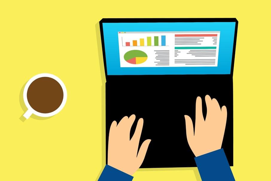 Laptop, Coffee, SaaS