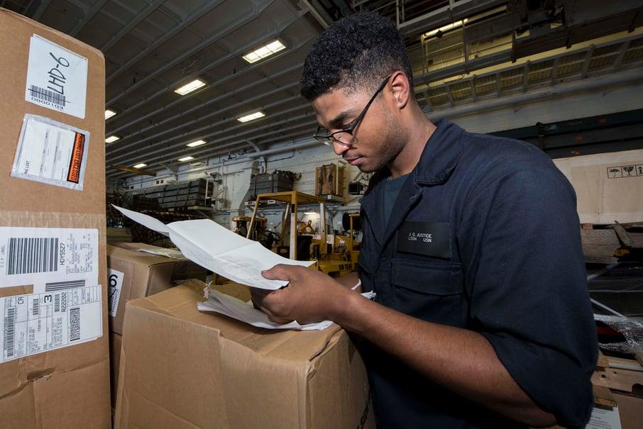 Parts Inventory Management