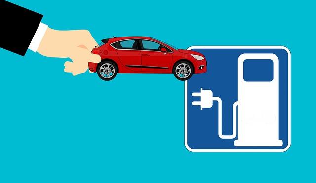 electric car_charging_pixabay