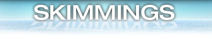 Abanaki Oil Skimmers - Skimmings E-Newsletter