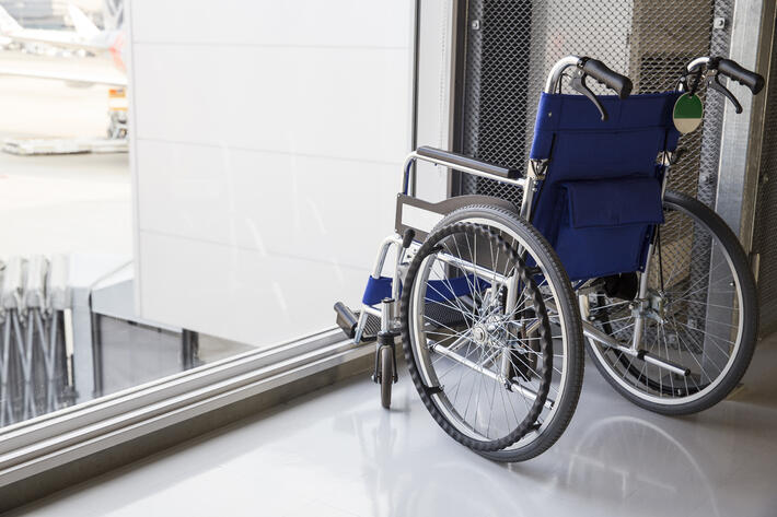 Improvements in Air Travel are on the Horizon for People with Disabilities