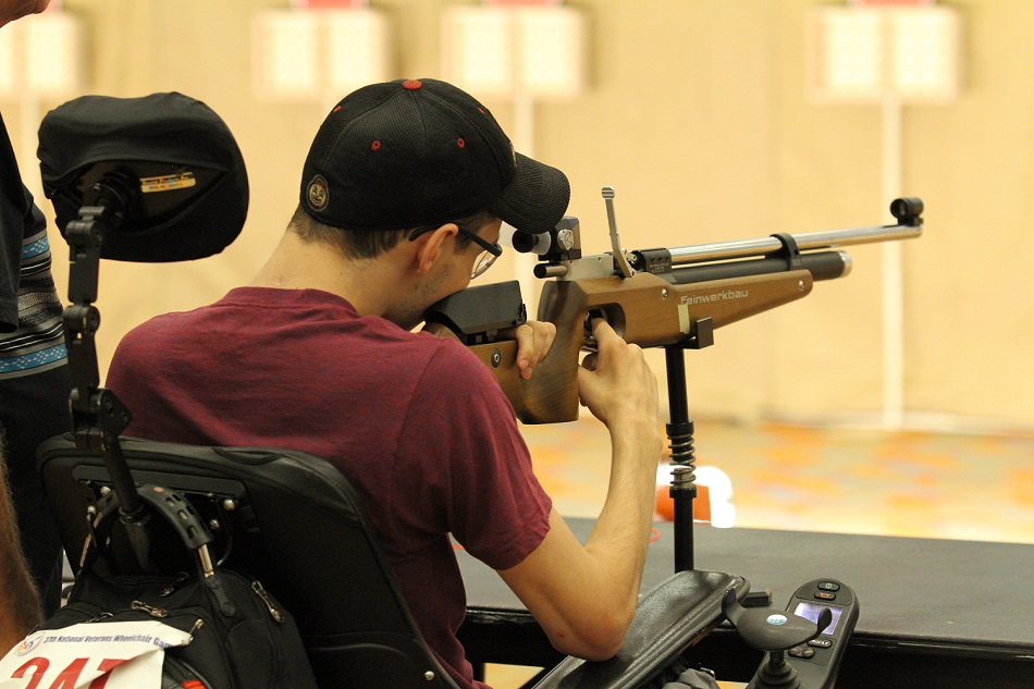 Shooting Sports: Getting Involved at the Local and Chapter Level